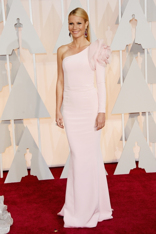 Gwyneth Paltrow, in Ralph & Russo